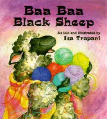 Baa Baa Black Sheep By Trapani, Iza